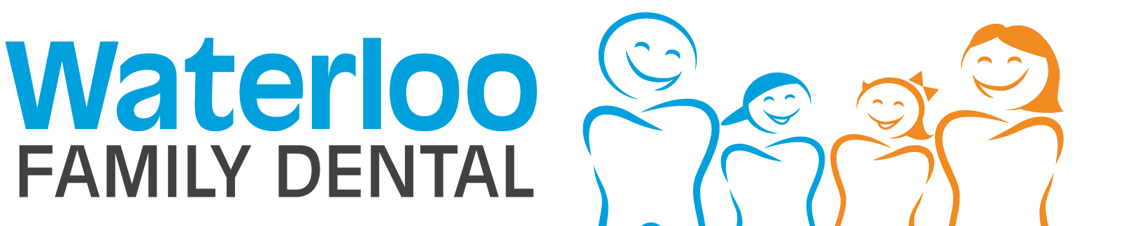 Waterloo Family Dental Logo